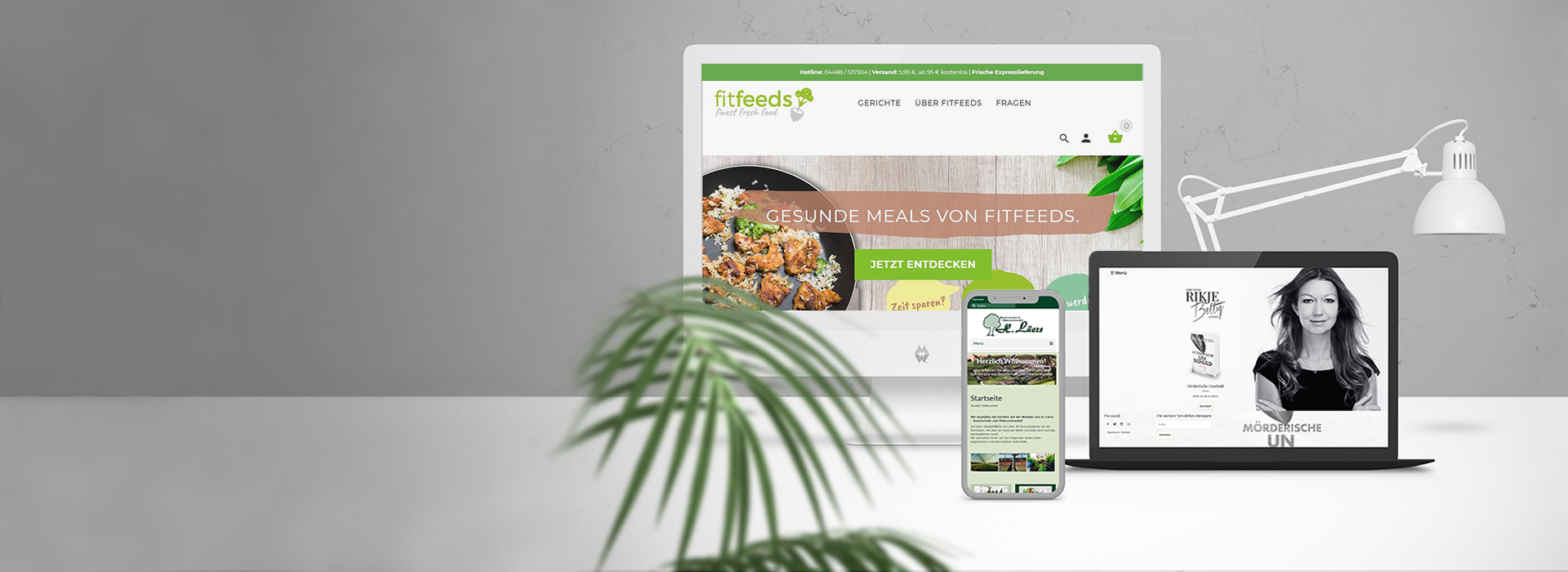 Webdesign und Screendesign